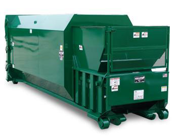 Georgia baler and compactor equipment sales service Garbage compactor